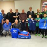 Remise Kit de Football Carrefour