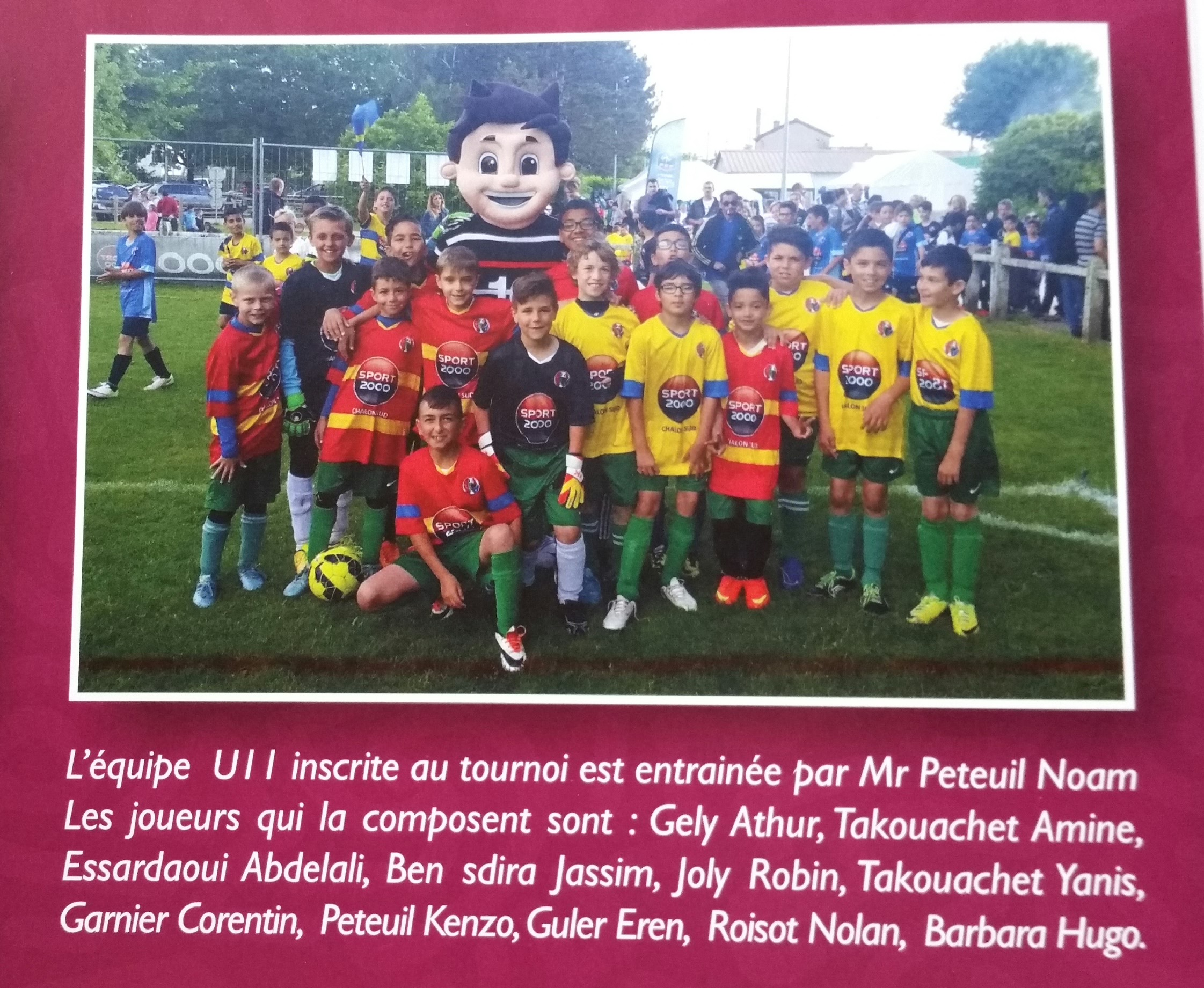 Tournoi international U11 juin 2017 (3)