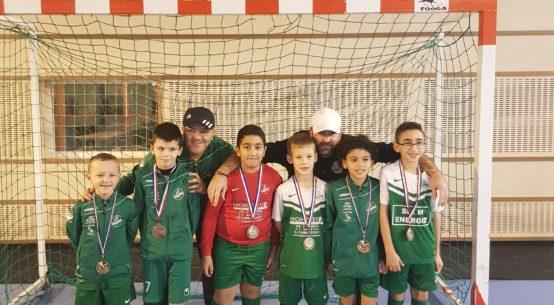 Tournoi Futsal U9 du 13 janvier 2018 (1)
