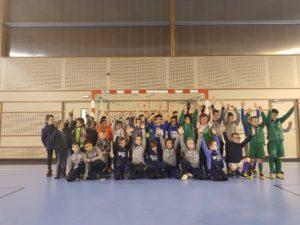 Tournoi Futsal U9 du 13 janvier 2018 (2)